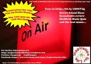 radio station poster