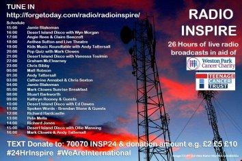 radio schedule