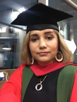 Maryam graduation