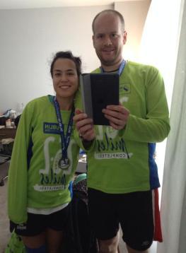 kim marathon